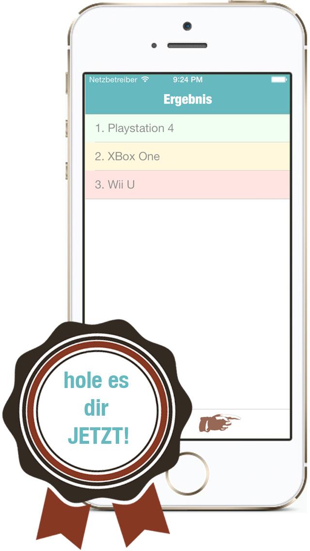 Results DE iPhone