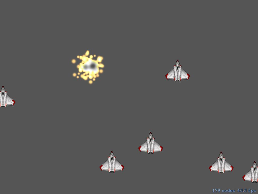 SpriteKit Explosion Tutorial