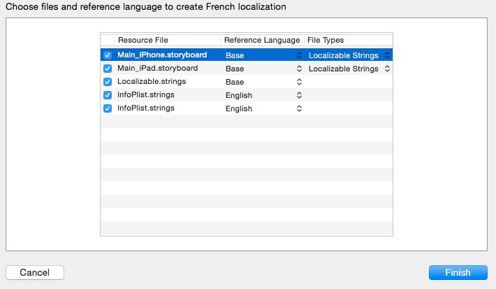Dateien übersetzen